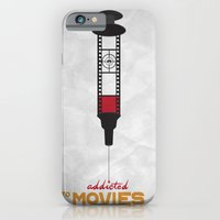 Addicted: Movies iPhone 6 Slim Case