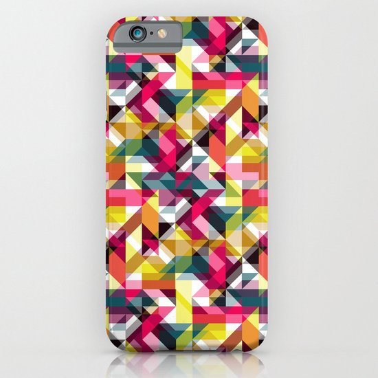 Aztec Geometric VII iPhone & iPod Case