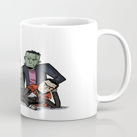 The Universal Monster Club Mug