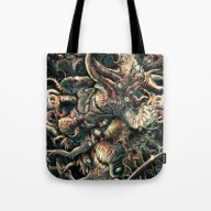 Azathoth Tote Bag