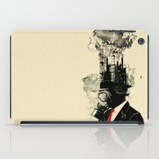 Businessman iPad Case