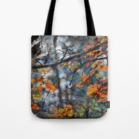 The Leaves That Reflect … Tote Bag