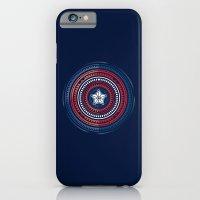 Iron Patriotic iPhone 6 Slim Case