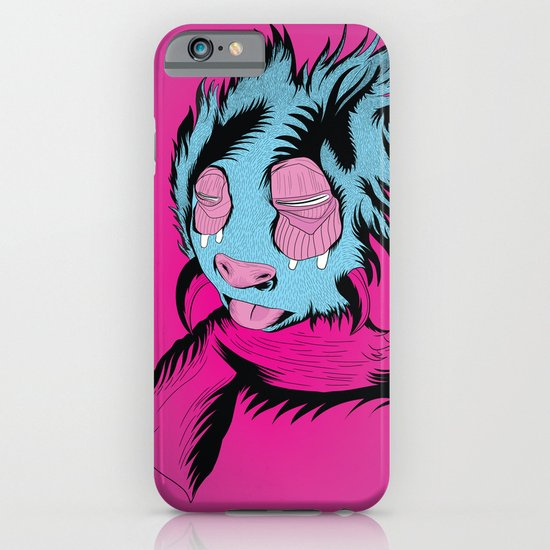 Funny Guy iPhone & iPod Case