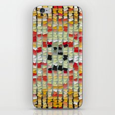 colored notes iPhone & iPod Skin