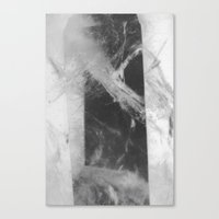 Crystal Depths Canvas Print