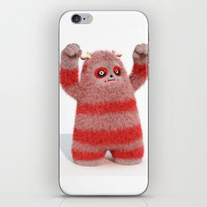 Yeti Attack iPhone & iPod Skin