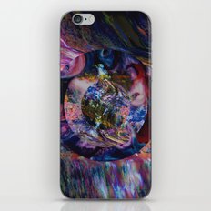 Space Marble Version 2 iPhone & iPod Skin