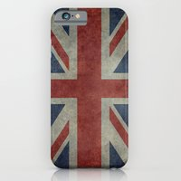 Union Jack (1:2 Version) iPhone 6 Slim Case
