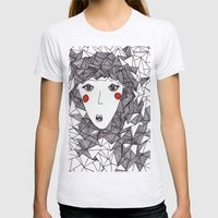 who Womens Fitted Tee Ash Grey SMALL