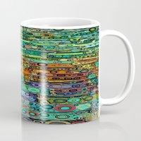 :: Technicolor Walkway :… Mug