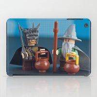 Trick Or Treat iPad Case