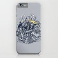 Zombie Exterminator iPhone 6 Slim Case