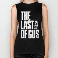 The Last of Gus Biker Tank