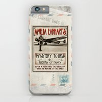 iPhone & iPod Case featuring Mystery Tours & Flights of Fancy by PsychoBudgie