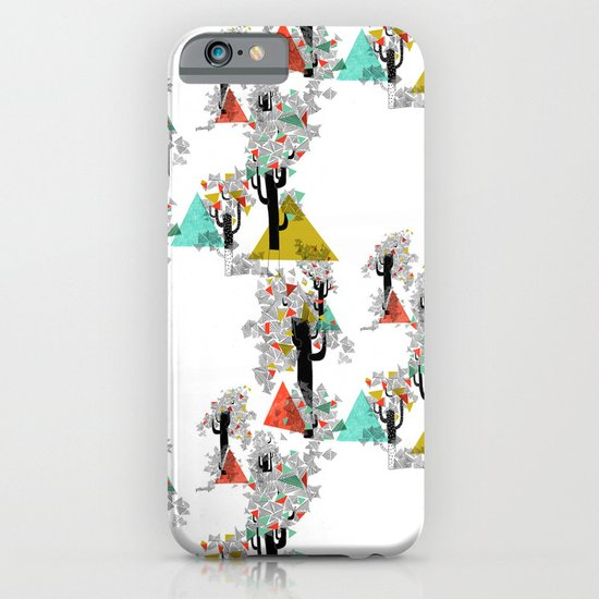 Tree Triangles iPhone & iPod Case