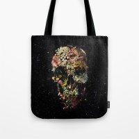 Smyrna Skull Tote Bag