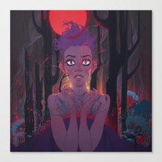 The Memory part IV: Darkfall Canvas Print