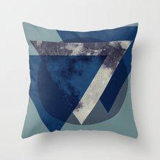 DIE 3 Throw Pillow