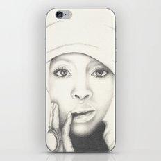 Badu iPhone & iPod Skin