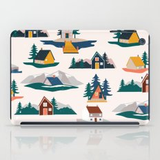 Let's stay here iPad Case