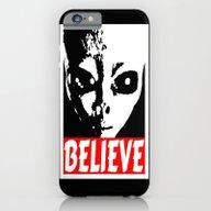 BELIEVE (ALIEN) iPhone 6 Slim Case