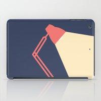 #14 Lamp iPad Case