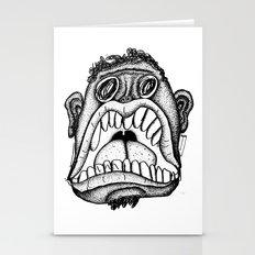 Myog Big Cheesin' Stationery Cards