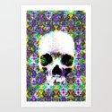 Trip to Death Art Print