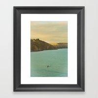 Set Sail Framed Art Print