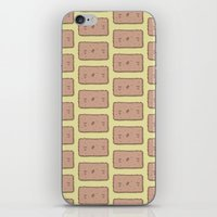Petit Beurre #7 iPhone & iPod Skin