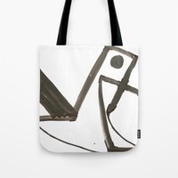 Had of the Eagle Tote Bag