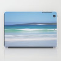 On The Beach iPad Case