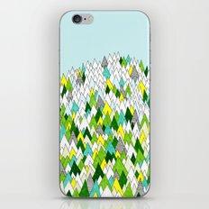 Blooming Hills iPhone & iPod Skin