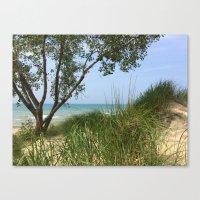 Indiana National Lakeshore Canvas Print
