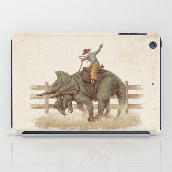 Dino Rodeo  iPad Case