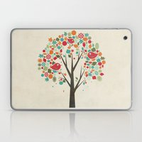 Home Birds Laptop & iPad Skin