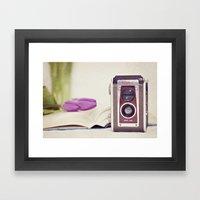 The Duaflex Framed Art Print