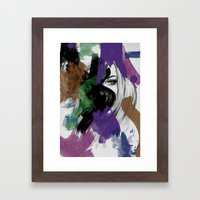 digital Framed Art Print