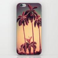 Palms Up iPhone & iPod Skin