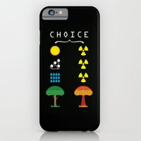 iPhone & iPod Case featuring Choice by Claudio Gomboli