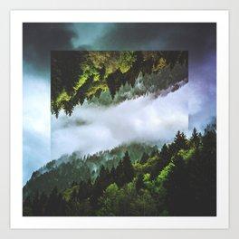 Art Print - Fractions A50 - Seamless
