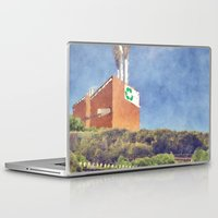community Laptop & iPad Skins featuring Community Recycling by politics
