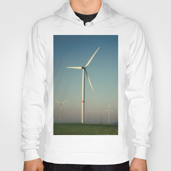 Windmills in the Sun Hoody