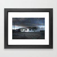 Industrial 3 Framed Art Print