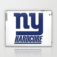 New York Hardcore Laptop & iPad Skin