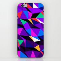 Let's Go Crazy iPhone & iPod Skin