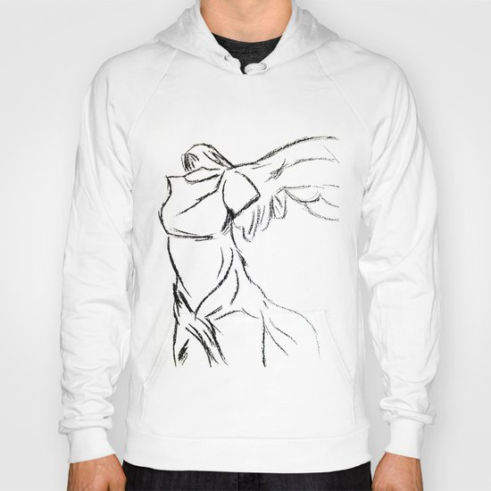 Winged Victory 1 Hoody