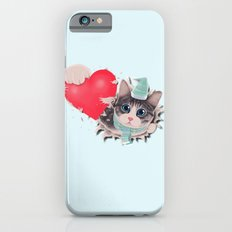 Steal Heart (light) iPhone 6s Slim Case