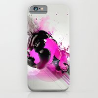 iPhone & iPod Case featuring Sky Motion by Tom Theys